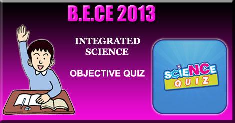 BECE 2013